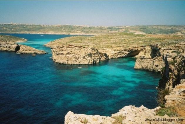 Blue Lagoon, Comino, Malta