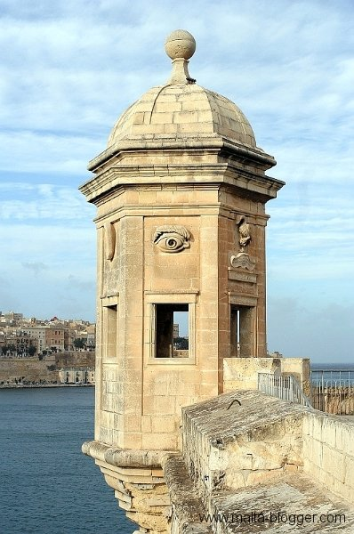 Gardjola Tower, Senglea